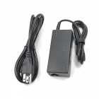 US Plug Power Adapter w/ AC Cable for Acer Laptops - Black (100~240V)