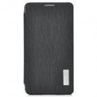 ROCK Protective PU Leather Case for Samsung Galaxy Note 3 N9000 - Black