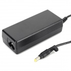 65W 18,5V 3,5A 4,8 x 1,7 mm USB-adapter for HP-svart (100 ~ 240V / 120cm)