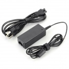 40W 19V US Plug Power Adapter w/ AC Cable for Asus Laptops - Black (100~240V)
