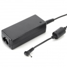 40W 19V US Plugss Power Adapter w/ AC Cable for Asus Laptops - Black (100~240V)