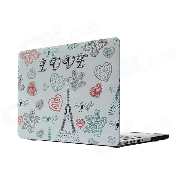 "Patrón Hat-Prince Tower Case Mate cuerpo completo para MacBook Pro 13,3 ""Display w / Retina - Multicolor"