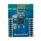 Waveshare nRF51822 2.4GHz Wireless Bluetooth V4.0 Development Board Module w / Antenne - Deep Blue