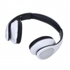 Stylish Headphones for Samsung / IPHONE - White (120cm-Cable / 3.5mm Plug)
