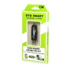 CY GT-131-BK USB 2.0 Micro SD / TF Card Reader for Samsung Galaxy S3 / S4 + More - Black