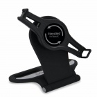 360 Degree Rotating Holder with 22-30cm Width Adjustable Holder for IPAD Air - Black