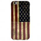 USA Flag Pattern TPU Soft Cover for IPHONE 6 4.7 inch