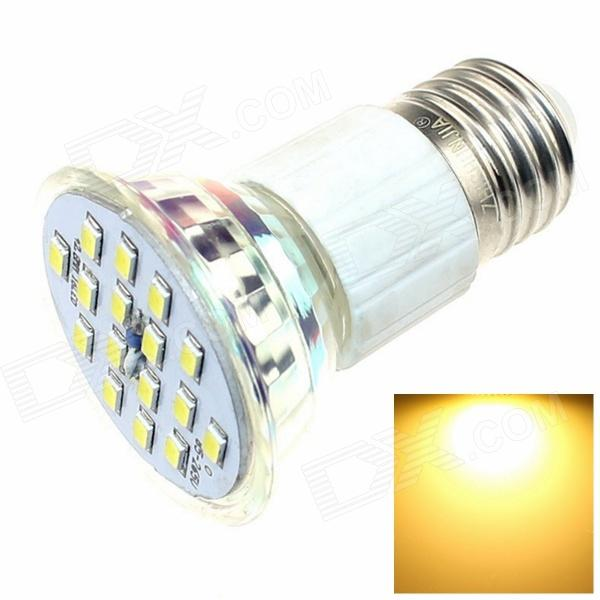 ZHISHUNJIA E27 8W 600lm 3000K 16-SMD 5630 LED Warm White Light Ceramic Lamp Cup (AC 85~265V)