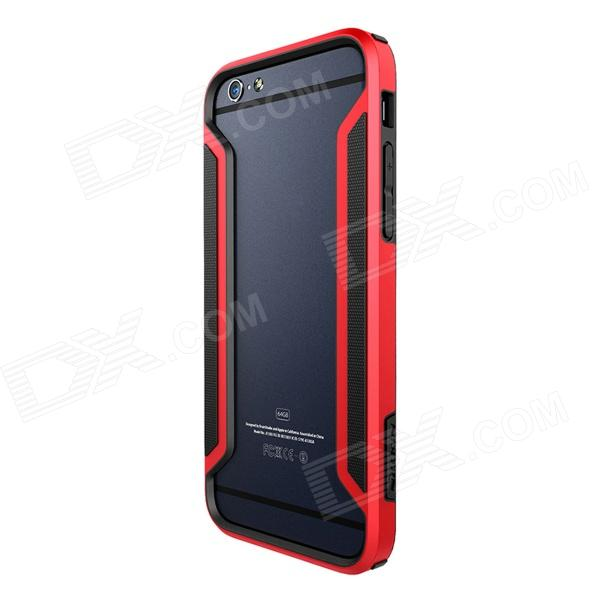 NILLKIN Protective PC + TPU Bumper Frame Case for IPHONE 6 4.7'' - Red