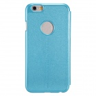 NILLKIN Star Series Protective PU Leather + PC Flip Open Case for 4.7'' IPHONE 6 - Light Blue