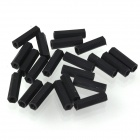 ZnDiy-BRY R203-320 M3 20mm Nylon Hexa Pillar Spacer Supporter - Black (20 PCS)