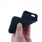 Protective TPU Back Case for IPHONE 6 - Black