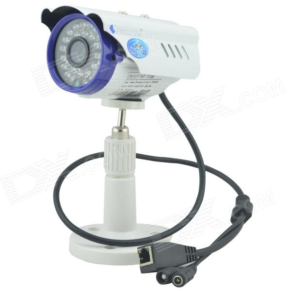 VStarcam C7815IP 1.0MP 720P P2P Outdoor Waterproof IP Camera w/ 30-IR-LED, ONVIF2.0, TF, US Plug