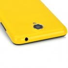 "W330 Android 4.4 Quad-core WCDMA Smart Phone w/ 4.5"" Screen, ROM 4GB, Bluetooth, Wi-Fi, GPS - Yellow"