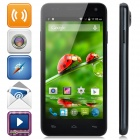 W330 Android 4.4 Quad-Core WCDMA Smart Phone w/ 4.5'' Screen, Wi-Fi, GPS, ROM 4GB, Bluetooth - Black