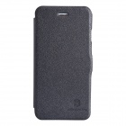 "NILLKIN Fresh Series Protective PU + PC Case for IPHONE 6 (4.7"") - Black"