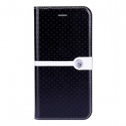 NILLKIN Ice Series Stylish Polka Dot Stitching Flip-open PU Leather Case w/ Stand for IPHONE 6 4.7""