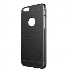 "NILLKIN Protective Matte Plastic Back Case w/ Screen Protector for IPHONE 6 (4.7"") - Black"