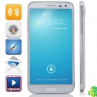 "G9000 MTK6592 Octa-Core Android 4.2.2 WCDMA Bar Phone w/ 5.3"" IPS FHD, 8GB ROM, OTG, GPS - White"