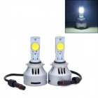 AX-4HL-9006-3200LM 9006 36W 3200lm 6500K Cree-Custom-Made White Car Headlight (DC12~24V / 2PCS)