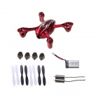 Hubsan X4 H107C FPV R/C Quadcopter H107C Spare Parts Crash Pack - Red