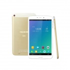 "CREATED X8S 8"" IPS Android 4.4 Octa-Core 3G Phone Tablet PC w/ 1GB RAM, 16GB ROM, UK Plug - Golden"