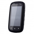 "W83 IP68 Ultra-Rugged Dual-Core Android 4.2 WCDMA Phone w/ 4.0"" LCD, 4GB ROM - Black"