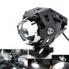 Marsing U5 30W 2500lm 6500K 3-Mode LED Cool White Car Headlamp - Black