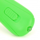MT-032 1W White Light LED Keychain - Green (3 x LR41)