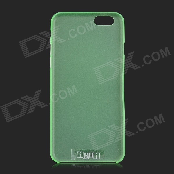 "IKKI Ultra-thin Protective 0.2mm PP Back Case for IPHONE 6 4.7"" - Light Green"