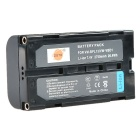 DSTE VW-VBD1 2750mAh Li-ion Battery + DC01 US Plug Charger for Panasonic NV-DX110EG + More - Black