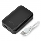 "Replacement ""8800mAh"" 3 x 18650 Li-ion Battery Mobile Power Bank - Black"