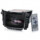 "KLYDE KD-7028 7"" Android 4.2.2 Dual-Core Car DVD Player w/ GPS Navigator / WiFi for Hyundai - Black"