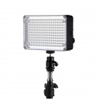 Aputure AL-H198 20W 3430lm 5500K 198-LED Video Light for DSLR Camera / Camcorder - Black