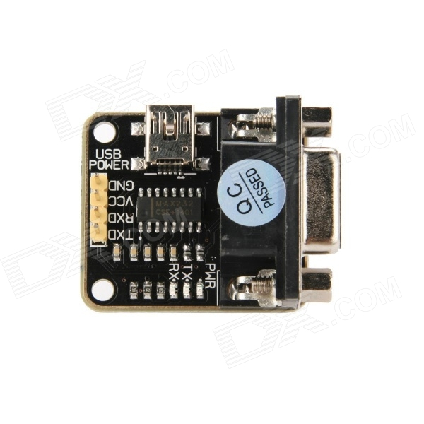 Elecfreaks RS232 to TTL Converter Module rs232 to rs485 converter with optical isolation passive interface protection