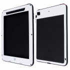 LOVE MEI Waterproof Shockproof Dirtproof Aviation Aluminum Alloy Case for IPAD AIR - White