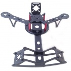 V-TAIL PRO V Tail Upgrade Four-axis Multi-axis Frame Rack - Black