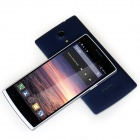 KingSing S1 MTK6582 Quad-Core Android 4.4 WCDMA Bar Phone w/ 5.5'' IPS, Wi-Fi and GPS - Blue