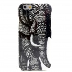 Elephant Pattern TPU Soft Cover for IPHONE 6 Case 4.7inch