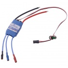 HJ Platinum 40A Professional Brushless ESC w/ BEC - Black
