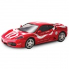 Genuine Silverlit SL86046 Remote Control 1:16 Ferrari F430 R/C Car Model - Red