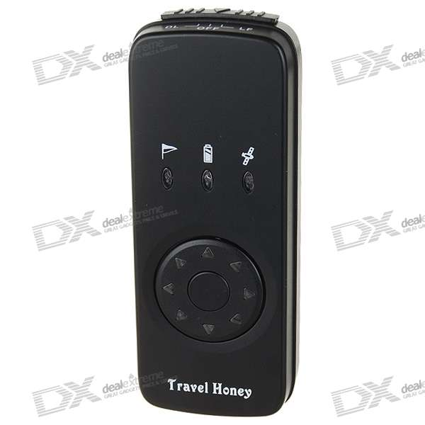 4-in-1 Travel Honey GPS Receiver + Location Finder + Photo Tracker + Data Logger