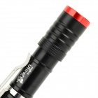 UltraFire AT-007 80lm 3-Mode White Zooming Flashlight w/ CREE XP-E Q5 - Black (1 x 14500 / AA)
