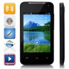 "H-mobile F1 MTK6572AX Dual-Core Android 4.2.2 GSM Bar Phone w/ 3.5"", GPS, FM - Black"