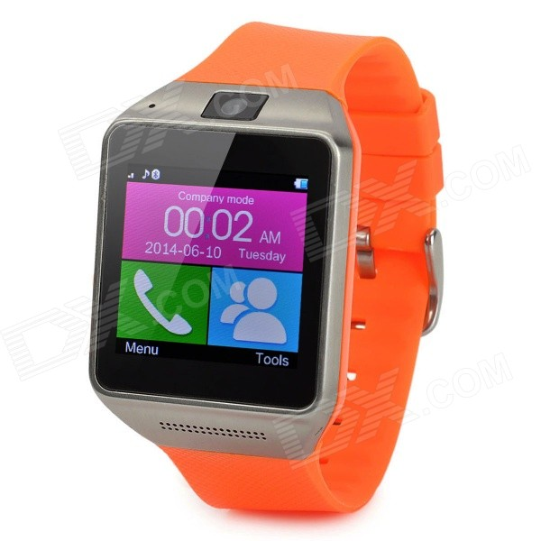 GV GV08 1.5 Touch Screen Android Octa-Core Smart GSM Wrist Watch Phone w/ Bluetooth, TF, 300KP Cam u80 smart watch with pedometer function