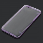 "Glow-in-the-Dark Caja protectora PC nuevo caso para IPHONE 6 4.7 ""- Transparente + Purple"