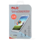 MILO Protective Tempered Glass Screen Protector for Samsung S5 Mini - Transparent