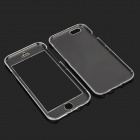 "2-in-1 Protective PC Back Case for 4.7"" IPHONE 6 - Transparent"