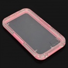 "Waterproof Diving Case w/ Strap for IPHONE 6/6S/7 4.7"" - Pink"