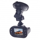 "XINGTIANXIA HD-186 1.5"" LTPS 5.0MP Car Vehicle DVR Camcorder w/ 4-IR LED / G-sensor - Black"